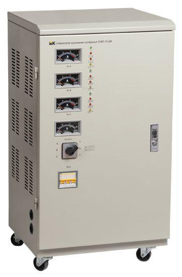 Стабилизатор напряжения СНИ1-5 кВА однофазный ИЭК   арт. IVS10-1-05000