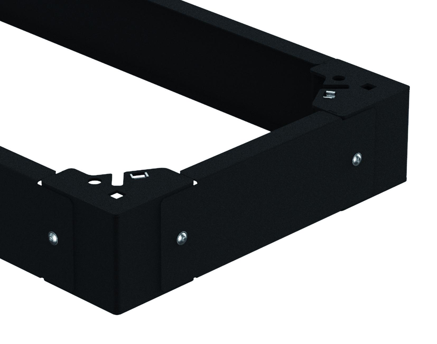 Боковые элементы цоколя с щеточным вводом для кабелей (ZA 00.60 K v.2)
