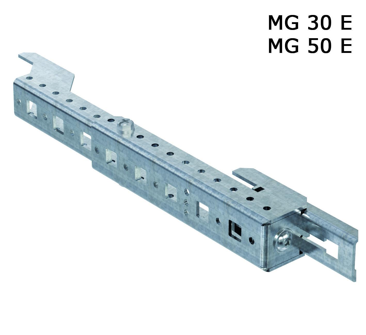 Рейка монтажная распорная, 4 шт. (MG 50 E)
