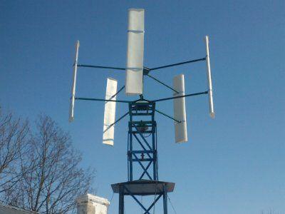Ветрогенератор ОМ2000