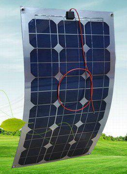 Гибкий солнечный модуль 150 Вт