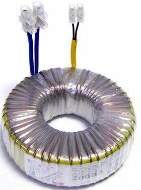 Трансформатор тороидальный ТТП-100-0,02