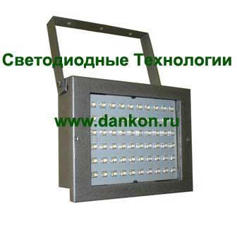 Светодиодные прожекторы ПРС-12-220