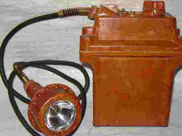 Светильник аккумуляторный СГВ-2