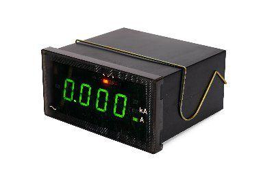 Амперметр цифровой щитовой переменного тока ЦА2101 -К(В)-10