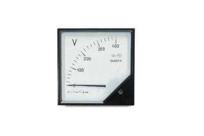 Вольтметр щитовой аналоговый переменного тока ЭВ2259М кл. 1,5