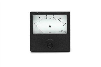 Амперметр щитовой аналоговый постоянного тока ЭА2231 кл. 1,5