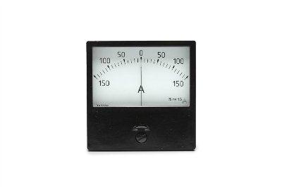 Амперметр щитовой аналоговый постоянного тока ЭА2233 кл. 1,5
