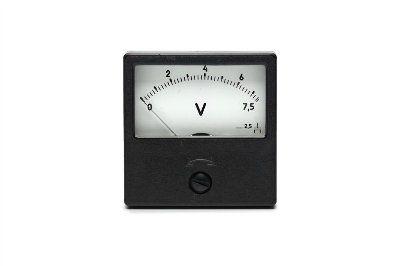 Вольтметр щитовой постоянного тока ЭВ2231 кл. 1,5