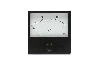 Вольтметр щитовой постоянного тока ЭВ2233 кл. 1,5
