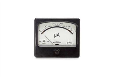 Прибор щитовой аналоговый постоянного тока М1692 кл. 0,5