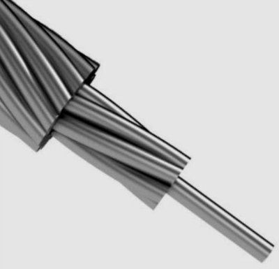 Грозозащитный трос ГТК20-416/129-30.2мм-276кН