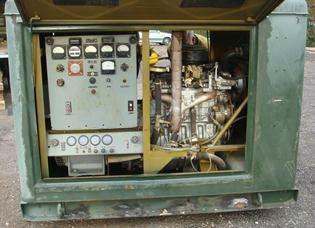 Генератор  бензиновый 12кВт. АБ12-Т400-М1