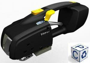 Zapak мобильное автоматическое устройство для обвязки ПП и ПЭТ лентами. Модель Zp96a.