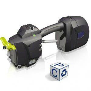 Zapak аккумуляторная машинка для сварки ПП и ПЭТ лент. Модель ZP-21.