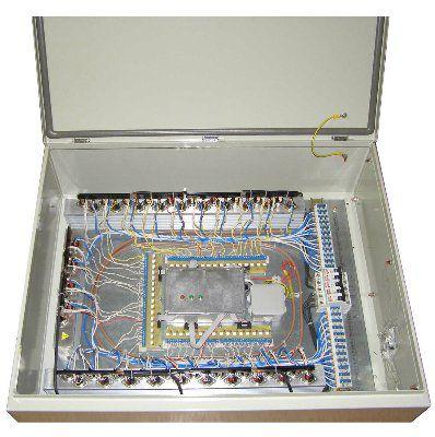 Контроллер упрвления  елочными гирляндами серии АУГ -