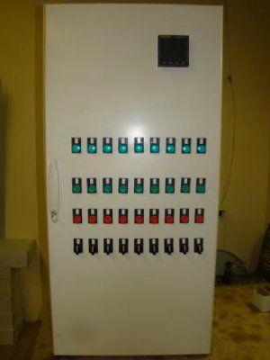 Шкаф управления (на базе Schneider Electric)