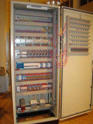 Шкаф управления вентиляцией (на базе АВВ, Finder, Legrand)