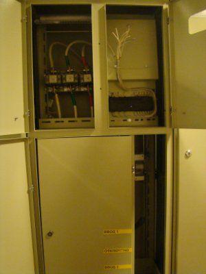 ВРУ 8504 3ВП-5-25-0-31 (вводная панель, ввод 400А)