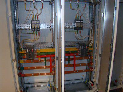 ВРУ 8504 на базе DKC, ABB (вводные панели)