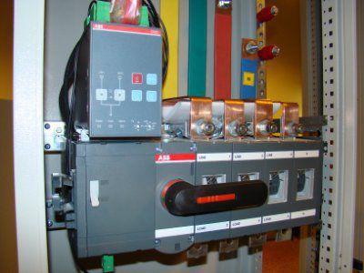 ВРУ 8504 на базе DKC, ABB (АВР-630)