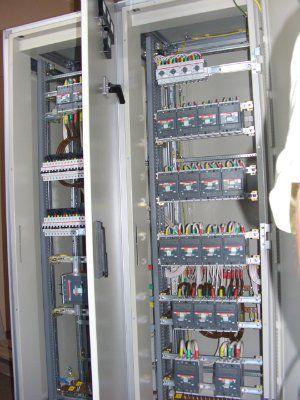 ВРУ 8504 на базе СКАТ, ABB (распределительные панели)