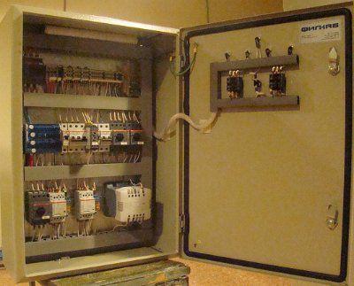 ЩУВ шкаф управления вентиляцией