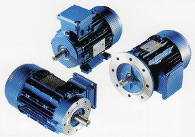 Электродвигатель трёхфазный M280S4, 4-полюсный | 1500 об./мин | 400В-50Гц