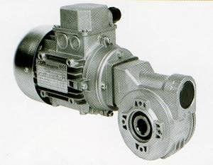 Червячные мотор-редукторы серии B/S