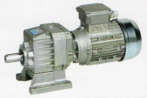 Цилиндрические(соосные) мотор-редукторы