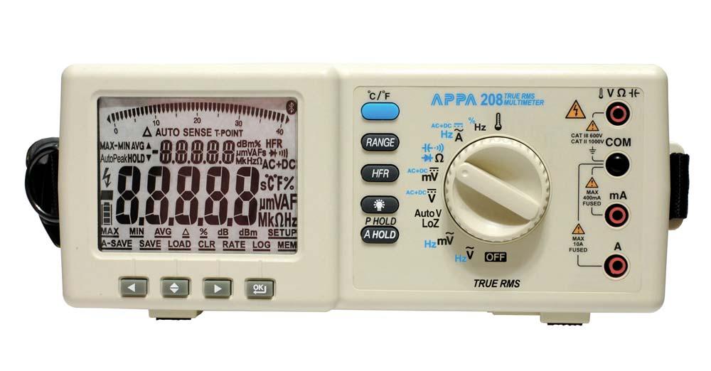 Мультиметр APPA 208