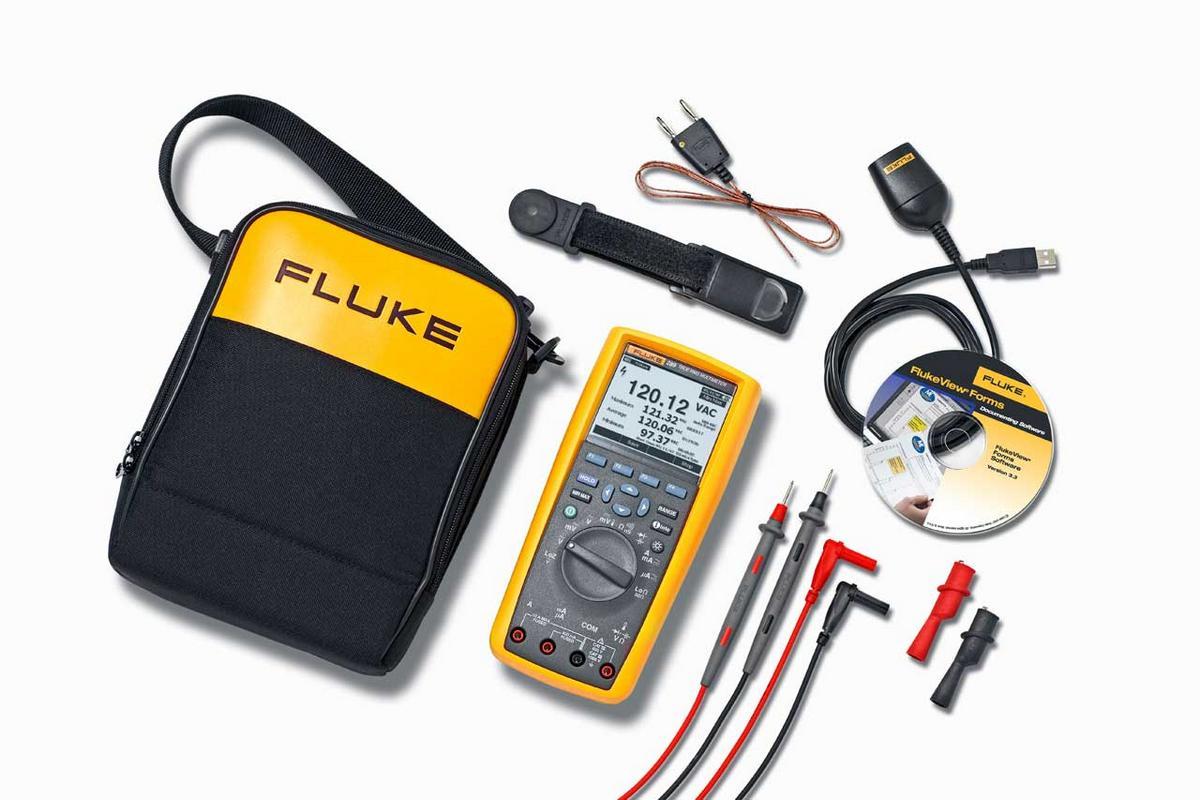 Мультиметр FLUKE-289 FVF