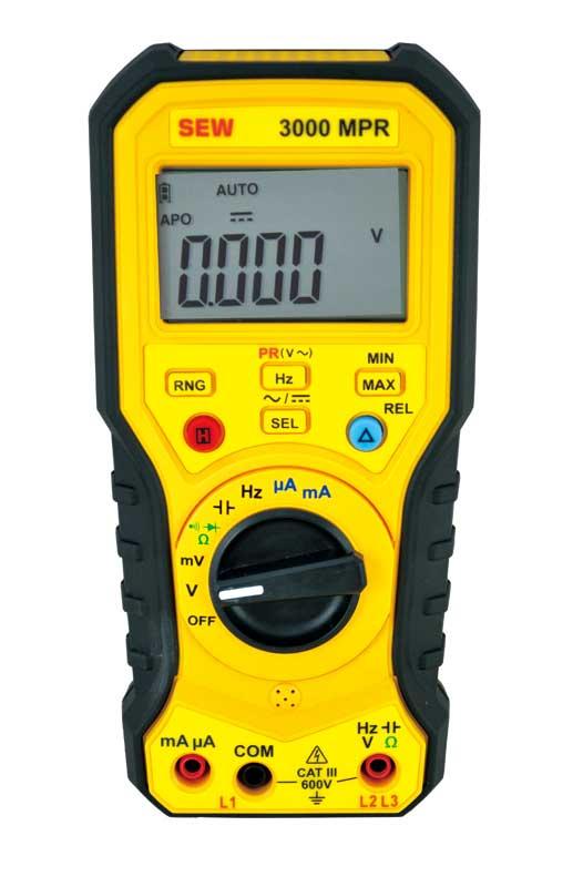 Мультиметр 3000 MPR