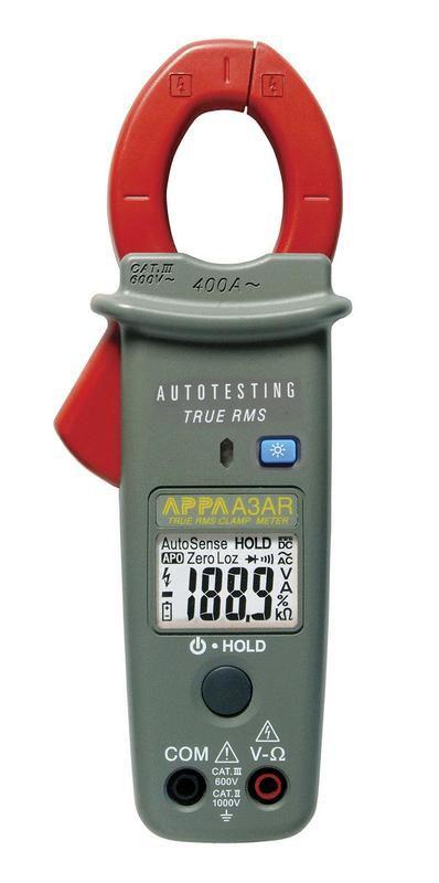 Клещи электроизмерительные APPA A3AR