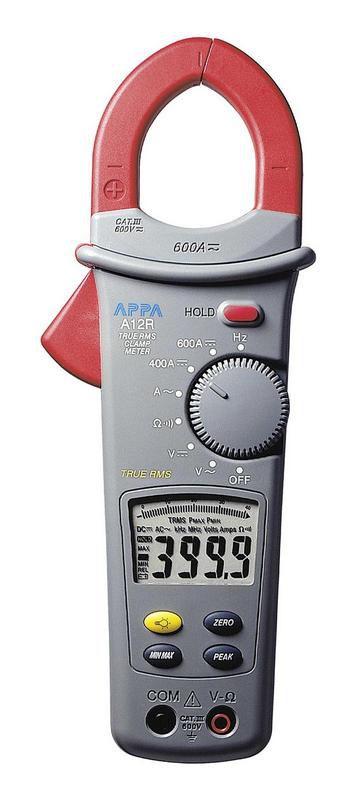 Клещи электроизмерительные APPA A12R