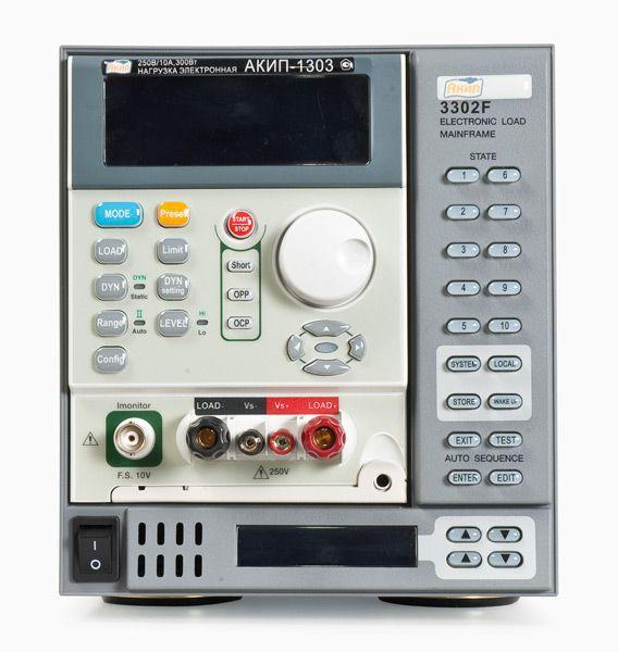 Нагрузка электронная АКИП-1302