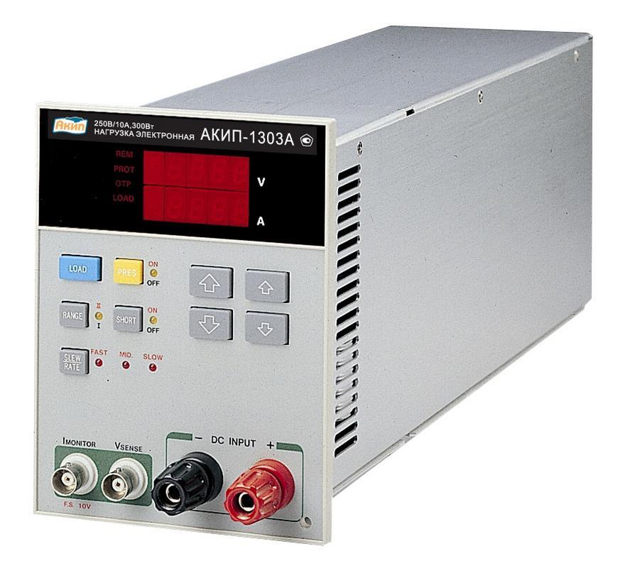 Нагрузка электронная АКИП-1304А