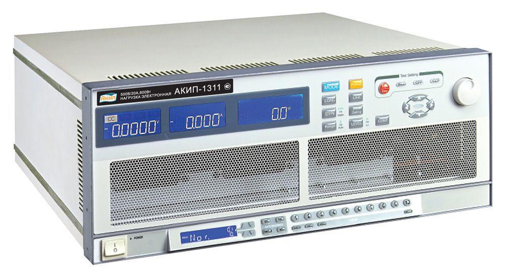 Нагрузка электронная АКИП-1312