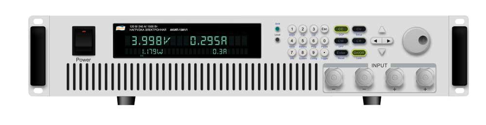 Нагрузка электронная АКИП-1381/2