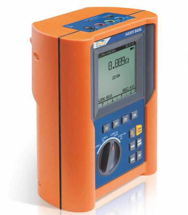 Измеритель параметров электр. сетей АКИП-8406
