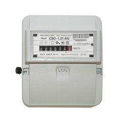 Счетчик СЭО-1.21.702.1 токовый трансформатор +шунт и УО; 5(100)А 230В