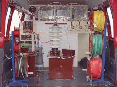 ЭТЛ-35К Комплексная электротехническая лаборатория ЭТЛ-35К