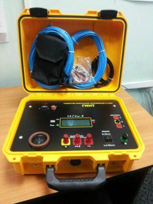 Комплекс измерительный ГРОЗА-1 для диагностики состояния заземляющих устройств