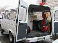 Кабельная автомобильная электролаборатория КАЭЛП-35-М