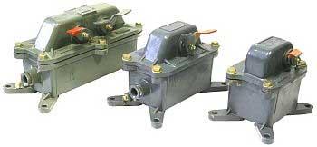 КУ-121. Кнопочные посты управления серии КУ 121