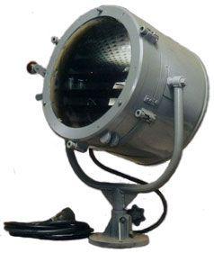 К35-2. Прожектор судовой К-35-2