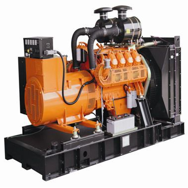 Дизель генератор IK-400