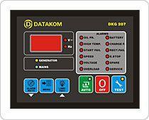 Контроллер автоматического запуска генератора DKG-207