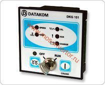 Контроллер ручного запуска генератора DKG-151