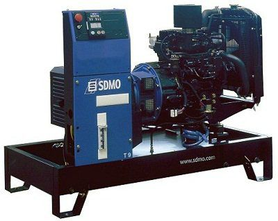 Дизельная электростанция SDMO Pacific T9KM
